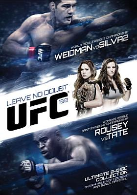 UFC 168:WEIDMAN VS SILVA 2 BY WEIDMAN,CHRIS (DVD)
