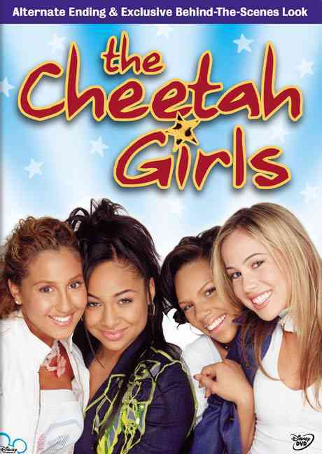 CHEETAH GIRLS BY CHEETAH GIRLS (DVD)